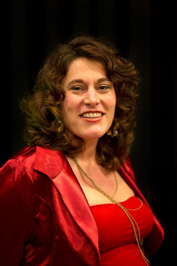 Jacqueline Klopper - mezzo sopraan